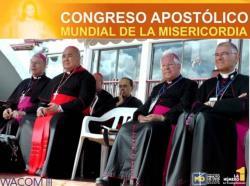 """Dom Orani em Bogotá: """"dar testemunho do amor misericordioso de Deus"""""""