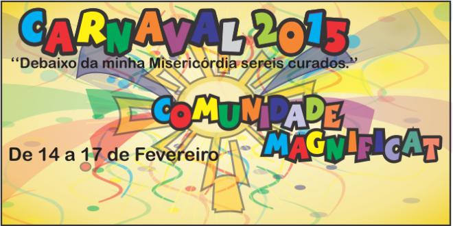 Retiro de Carnaval 2015